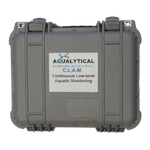 The entire CLAM solid phase extraction kit comes in a waterproof protective case