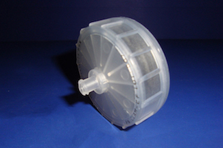 spe cartridge pre-filter disk for track of total and dissolved trace organics
