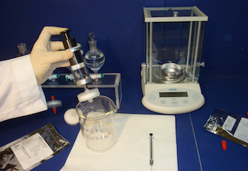 CLAM water testing equipment is great for the environment and laboratories bottom line